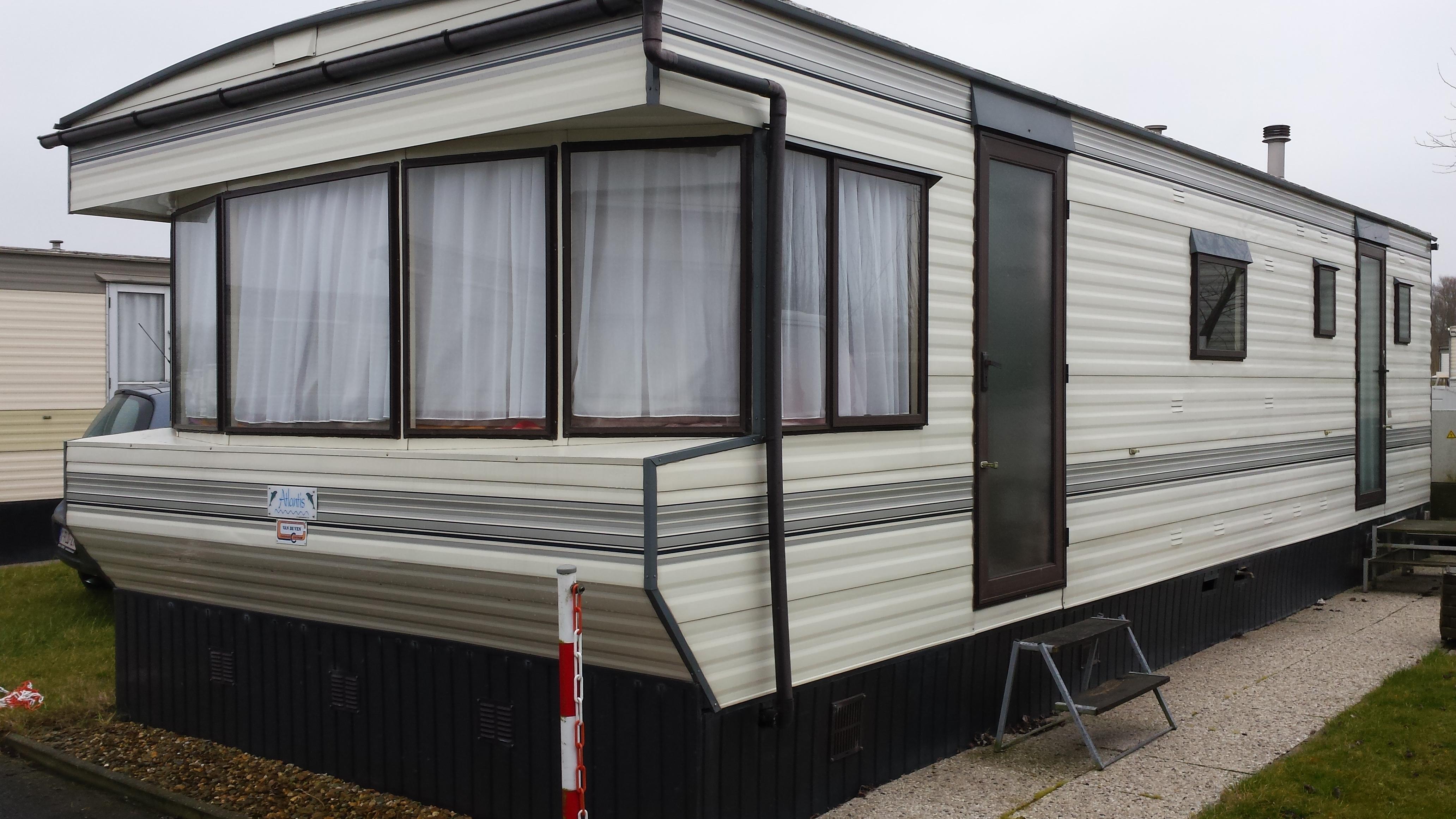 park de vuurtoren occasions caravane mobil home chalets camping belgique c te. Black Bedroom Furniture Sets. Home Design Ideas